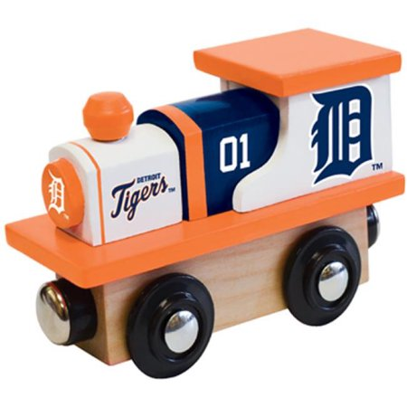 Detroit Tigers Wooden Toy Train