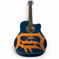 Detroit Tigers Woodrow Acoustic Guitar