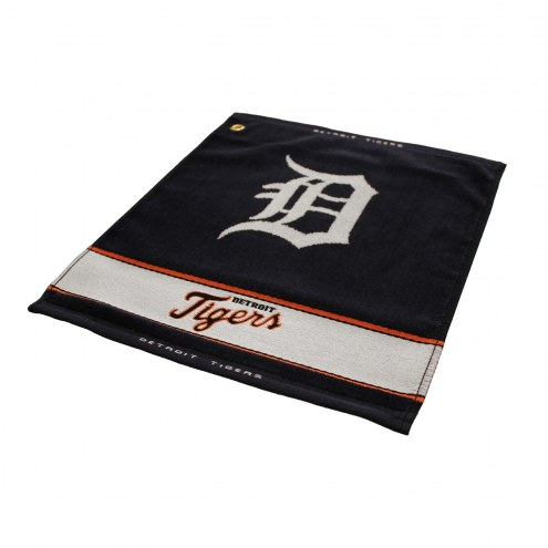 Detroit Tigers Woven Golf Towel