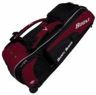 Diamond Boost Baseball Wheeled Bat Bag