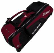Diamond Boost Baseball Wheeled Bat Bag