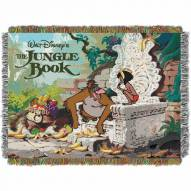 Disney The Jungle Book Throw Blanket