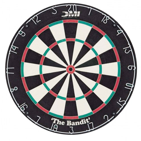 DMI The Bandit Bristle Dartboard