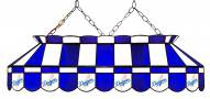 """Los Angeles Dodgers MLB Team 40"""" Rectangular Stained Glass Shade"""