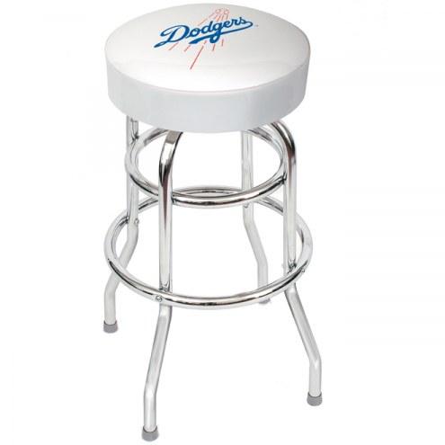 Los Angeles Dodgers MLB Team BAR Stool