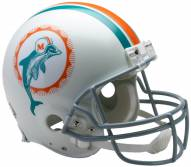 Riddell Miami Dolphins 1972 Authentic Throwback NFL Football Helmet - Full Size