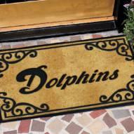 Miami Dolphins NFL Door Mat