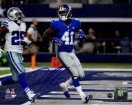 Dominique Rodgers-Cromartie Signed Playing Dallas 8 x 10 Photo