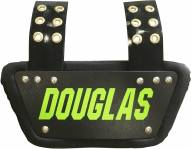 Douglas Commando Youth Football Back Plate