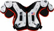Douglas CP 24SW Cantilever Adult Football Shoulder Pads - QB / WR / RB / DB