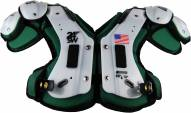 Douglas CP 24SW Flat Custom Color Adult Football Shoulder Pads - QB / WR / RB / DB