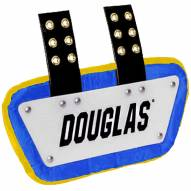 Douglas CP Series Custom Color Football Back Plate