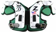 Douglas CP Series PCMZ Mr DZ Custom Color Adult Football Shoulder Pads - OL / DL