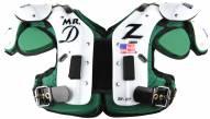 Douglas CP Series PCMZ Mr DZ Custom Color Adult Football Shoulder Pads - OL / DL