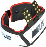 Douglas Custom Pro Football Adjustable Rib Protector Combo