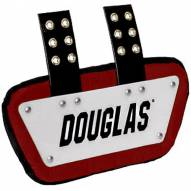 Douglas Custom Pro CP Series Removable Football Back Plate - 6 Inch