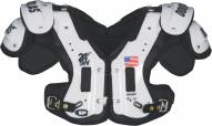 Douglas SP24W Adult Football Shoulder Pads - QB / RB / DB / OLB