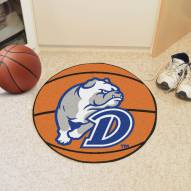 Drake Bulldogs Basketball Mat