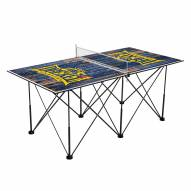 Drexel Dragons Pop Up 6' Ping Pong Table