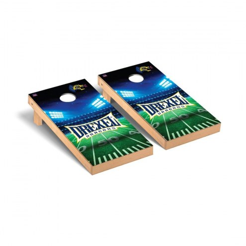 Drexel Dragons Stadium Cornhole Game Set