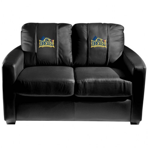 Drexel Dragons XZipit Silver Loveseat