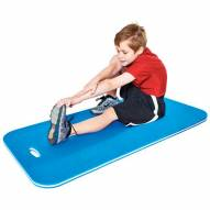 Dual-Density Workout Mat