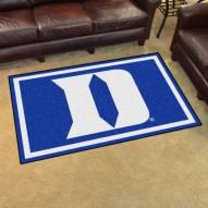 Duke Blue Devils 4' x 6' Area Rug