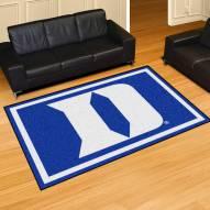 Duke Blue Devils 5' x 8' Area Rug