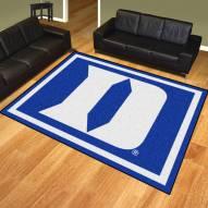 Duke Blue Devils 8' x 10' Area Rug