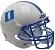 Duke Blue Devils Alternate 4 Schutt Mini Football Helmet