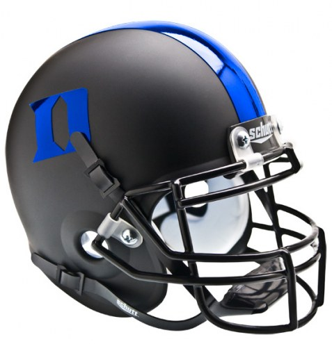 Duke Blue Devils Alternate Schutt Mini Football Helmet