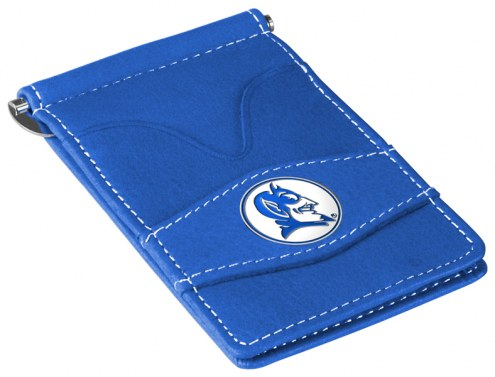 Duke Blue Devils Blue Player's Wallet