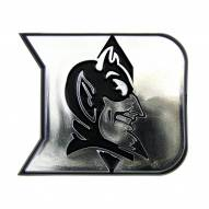 Duke Blue Devils Chrome Car Emblem