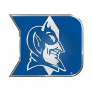 Duke Blue Devils Color Car Emblem