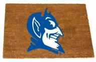 Duke Blue Devils Colored Logo Door Mat
