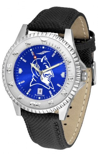 Duke Blue Devils Competitor AnoChrome Men's Watch