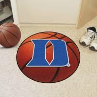 """Duke Blue Devils """"D"""" Basketball Mat"""