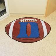"""Duke Blue Devils """"D"""" Football Floor Mat"""