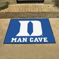 "Duke Blue Devils ""D"" Man Cave All-Star Rug"
