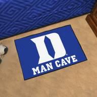 """Duke Blue Devils """"D"""" Man Cave Starter Mat"""