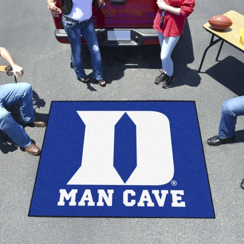 "Duke Blue Devils ""D"" Man Cave Tailgate Mat"