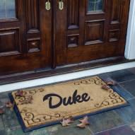Duke Blue Devils Door Mat