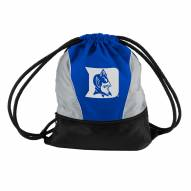 Duke Blue Devils Drawstring Bag
