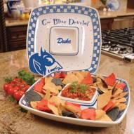 Duke Blue Devils Gameday Chip N Dip Dish