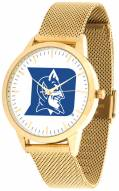 Duke Blue Devils Gold Mesh Statement Watch