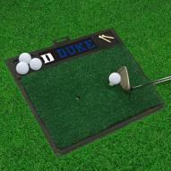 Duke Blue Devils Golf Hitting Mat