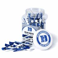 Duke Blue Devils 175 Golf Tee Jar