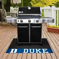 Duke Blue Devils Grill Mat