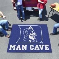 Duke Blue Devils Man Cave Tailgate Mat