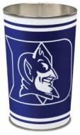 Duke Blue Devils Metal Wastebasket